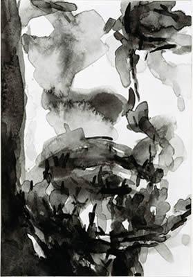 Face (watercolour)